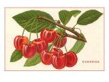 Cherries Prints