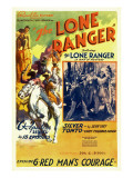 The Lone Ranger, 'Episode 6: Red Man's Courage', 1938 Photo