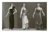 Three Twenties Mannequins Art