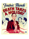 Death Takes a Holiday, 1934 Poster
