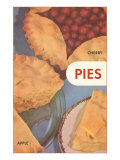 Cherry and Apple Pies Prints