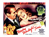 Having a Wonderful Time, Douglas Fairbanks Jr., Ginger Rogers, 1938 Posters