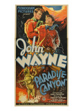 Paradise Canyon, John Wayne, 1935 Posters