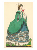 European Fashion, 1860 Prints