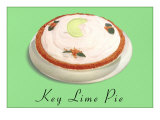 Key Lime Pie Posters