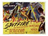 Spitfire, 1942 Poster