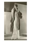 Twenties Mannequin in Evening Wear Posters