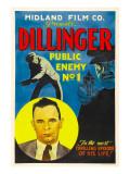 Dillinger, John Dillinger, 1934 Photo