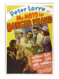 Mr. Moto in Danger Island, 1939 Prints