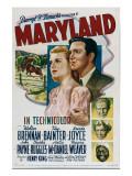 Maryland, Brenda Joyce, John Payne, 1940 Prints