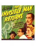 The Invisible Man Returns, 1940 Prints