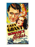 Romance and Riches, Cary Grant, Mary Brian, 1937 Prints