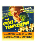 The Ghost of Frankenstein, 1942 Posters