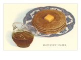 Buckwheat Cakes Julisteet