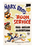 Room Service, the Marx Brothers, 1938 Photo
