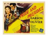 Pride and Prejudice, 1940 Affiches
