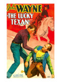 The Lucky Texan, John Wayne, 1934 Posters