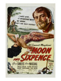 The Moon and Sixpence, Elena Verdugo, George Sanders, 1942 Plakater