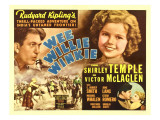 Wee Willie Winkie, Victor Mclaglen, Shirley Temple Photo