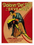 Revenge, Leroy Mason (Top), Dolores Del Rio (Bottom), 1928 Prints