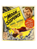 The Moon and Sixpence, Elena Verdugo, George Sanders on Window Card, 1942 Fotky