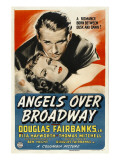 Angels over Broadway, 1940 Posters