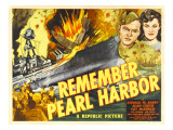 Remember Pearl Harbor, Donald M. Barry, Fay Mckenzie, 1942 Posters
