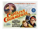 Captain's Courageous, 1937 Print