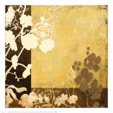 Symphony in Bronze I Print by  Kemp