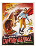 The Adventures of Captain Marvel, 1940 Photo