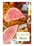 It's Time for Ham! Print