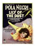 Lily of the Dust, Pola Negri, 1924 Photo