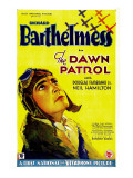The Dawn Patrol, Richard Barthelmess, 1930 Pôsters