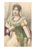 French Fashion, Empress Prints
