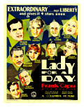 Lady for a Day, Frank Capra, May Robson, Guy Kibbee, Glenda Farrell, 1933 Prints