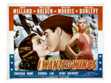 I Wanted Wings, Constance Moore, Ray Milland, Veronica Lake, 1941 Print