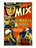 The Miracle Rider, 1935 Affiches