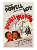 Double Wedding, William Powell, Myrna Loy, 1937 Photo