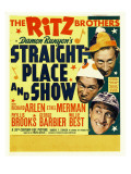 Straight Place and Show, 1938 Prints
