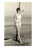 California World War II Bathing Beauty Prints