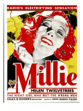 Millie, Helen Twelvetrees on Window Card, 1931 Affiches