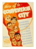 Convention City, 1933 Affiche