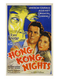 Hong Kong Nights, Tom Keene, Wera Engels, 1935 Photo