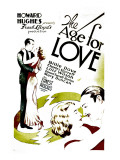 The Age for Love, 1931 Poster