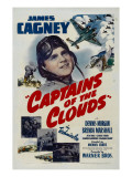 Captains of the Clouds, James Cagney, 1942 Photo