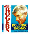 Doubting Thomas, Will Rogers, 1935 Prints