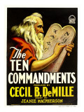 The Ten Commandments, Theodore Roberts, 1923 Prints
