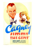 Jimmy the Gent, James Cagney, 1934 Posters