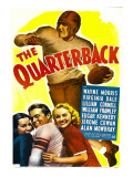 The Quarterback, 1940 Prints