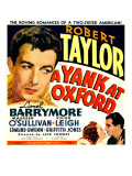 A Yank at Oxford, 1938 Affiches